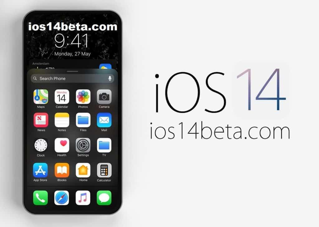 ios 14 release date