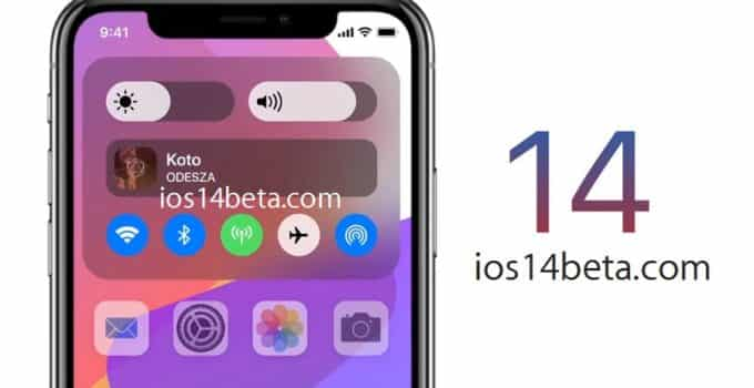 ios 14 beta devices