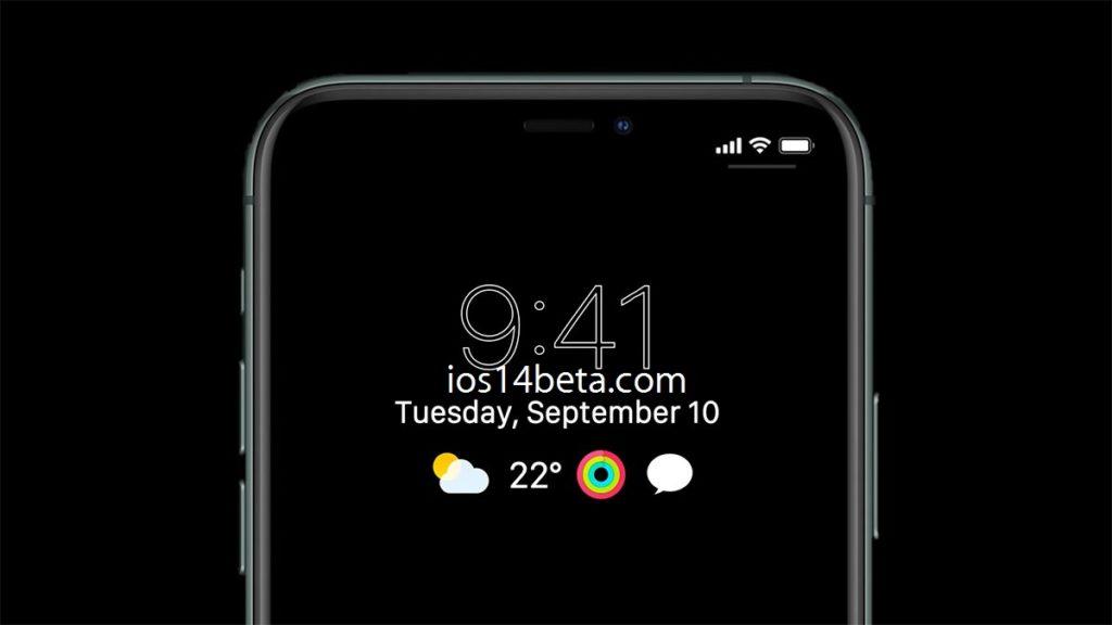 iOS 14 beta release date