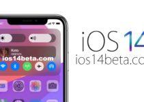 iOS 14 beta devices