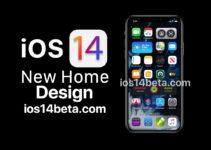 iOS 14 Beta Home Screen Widgets