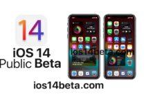 ios 14 public beta 2