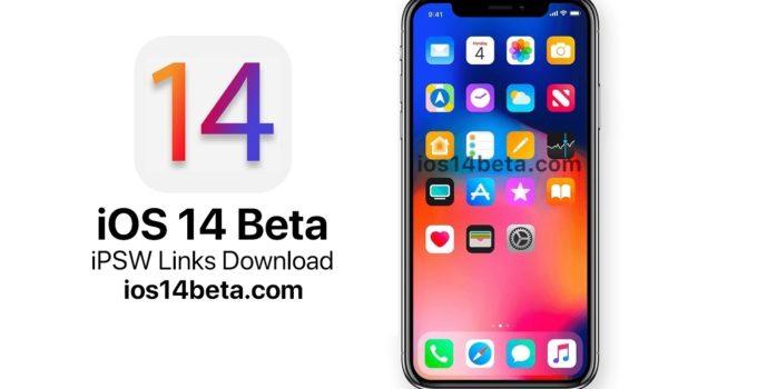 iOS 14 Beta Download Direct Links (IPSW)