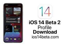iOS 14 Beta Profile 2 Download