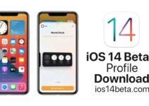 iOS 14 Beta 4 Profile Download