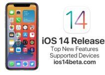ios 14 released