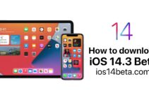 How to download iOS 14.3 Beta