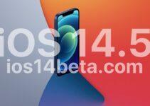 iOS 14.5 Beta Download